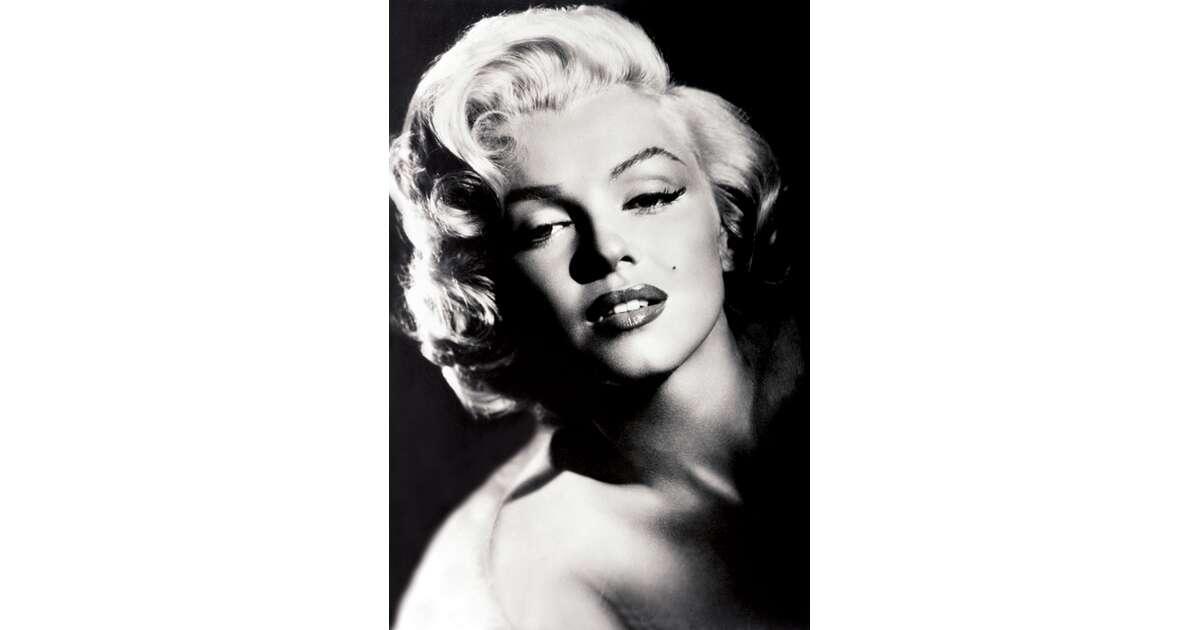 6e280feb5b8804 Marilyn Monroe Glamour - plakat - Galeria Plakatu