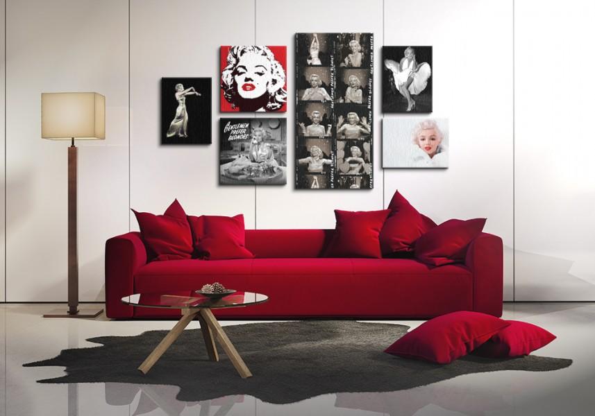 Marilyn Monroe Seven Year Itch Obraz Na Płótnie Galeria Plakatu